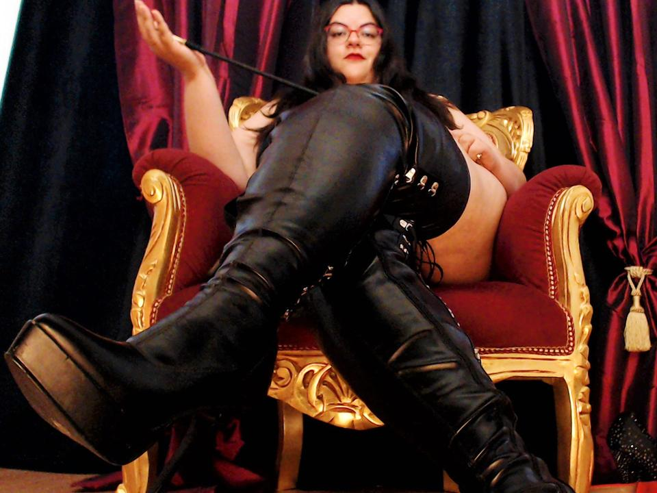 MistressLilian Webcam Preview